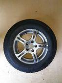 "Alloy wheel 195/15"" aw7"